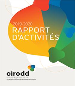 2019-2020 - Rapport annuel d'activités