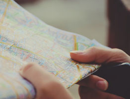 Cartographie de quartiers durables
