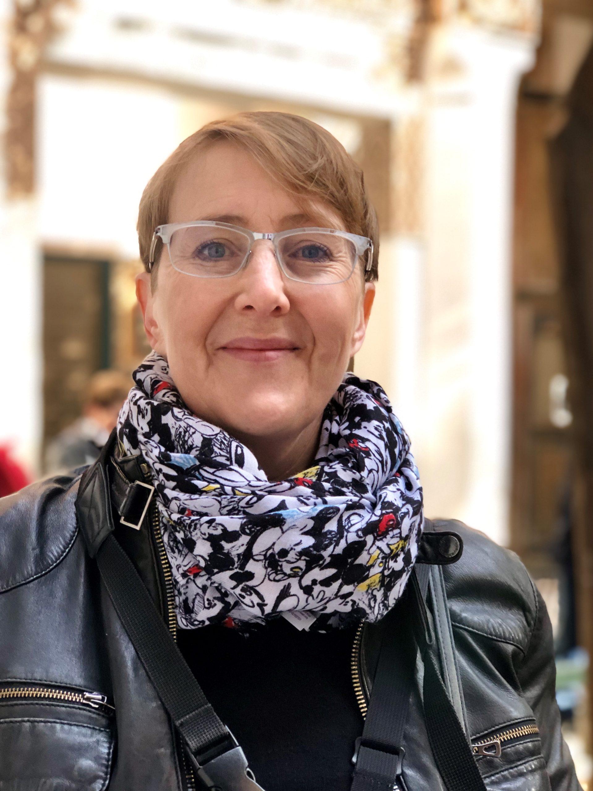 Florence Paulhiac Scherrer