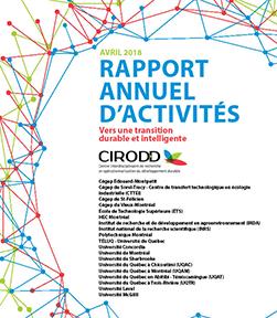 2017-2018 - Rapport annuel d'activités