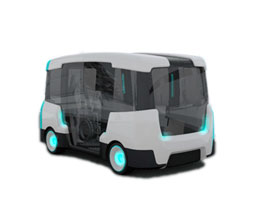 Serpentine 2025: un transport collectif autonome et individualisé
