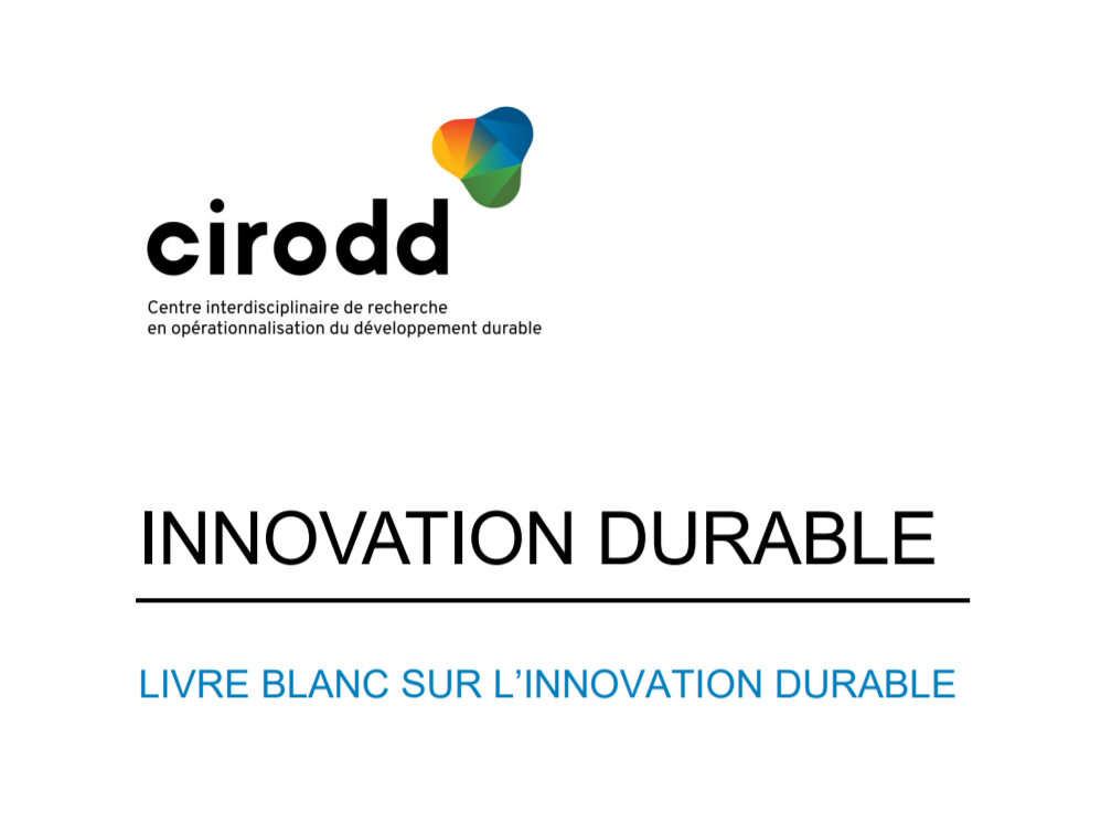 Innovation durable