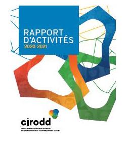 <p>Le rapport annuel d'activités 2020-2021 est maintenant disponible</p>